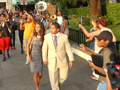 BAMM Communications Coordinates and Produces Marriage Proposal for New Orleans Couple