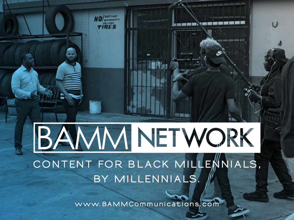 BAMM Network Cover